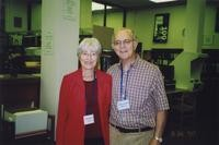 2007 Reunion--Elizabeth Morrow and Ed Morrow