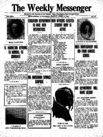 Weekly Messenger - 1923 April 13
