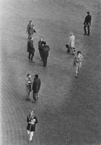 1969 Students in Red Square