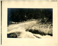 North fork of Nooksack River