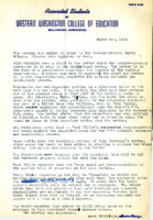 AS Board Minutes 1952-03