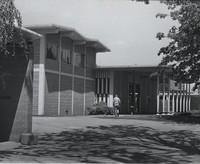 1965 Main Entrance