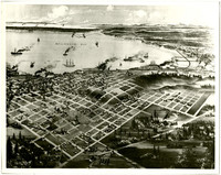 Bird's Eye View Map of Fairhaven (copy)