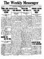 Weekly Messenger - 1920 March 19