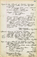 AS Board Minutes - 1923 March