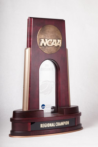 Basketball (Women's) Trophy: NCAA Division 2 Regional Champions, 2013