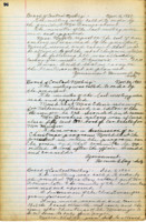 AS Board Minutes - 1920 December