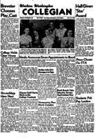 Western Washington Collegian - 1952 October 10