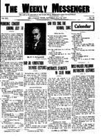 Weekly Messenger - 1917 July 14