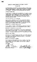 WWU Board minutes 1954 May