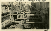 Lower Baker River dam construction 1925-08-18 Tail Race Force