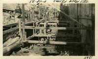 Lower Baker River dam construction 1925-08-18 Tail Race Force