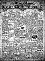 Weekly Messenger - 1927 May 13