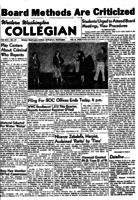Western Washington Collegian - 1954 February 5