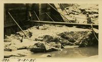 Lower Baker River dam construction 1925-03-21 Pipe?