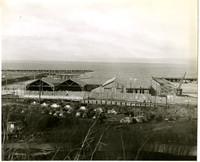 Future site of Bellingham Marine Boatbuilding Company on Roeder, viewed from Eldridge Avenue