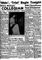 Western Washington Collegian - 1955 May 20