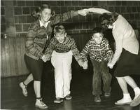 1948 Junior High Square Dance Group