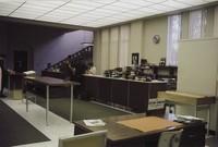 1965 Library: Circulation Desk