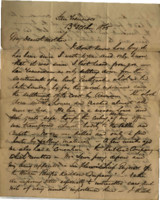 1865-10-13 Letter from M.L. Stangroom to his mother