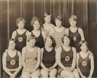 1927 Swimming Team