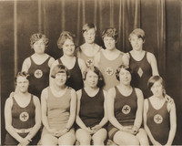 1927 Swimming Team