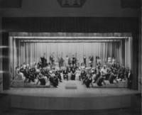 1951 Bellingham Civic Symphony Orchestra