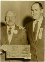 Bucher Lewis and Chuck Olson