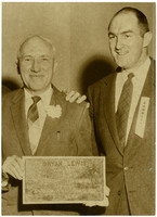 Bucher Lewis and Chuck Olson