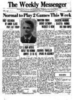 Weekly Messenger - 1922 January 20