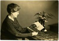 Miss Van Eman, Fairhaven high school, Bellingham, Washington