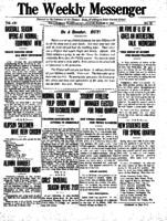 Weekly Messenger - 1922 March 17
