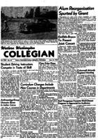 Western Washington Collegian - 1952 August 15