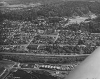 1953 Aerial View
