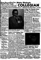 Western Washington Collegian - 1956 June 22