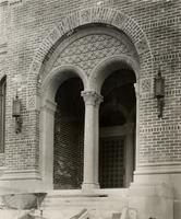 1928 Library: Main Entrance