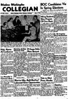 Western Washington Collegian - 1955 May 6