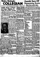 Western Washington Collegian - 1949 October 14