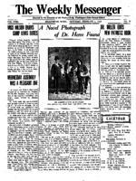 Weekly Messenger - 1919 February 1