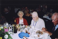 2007 Reunion--Barbara (Welsh) McCollum and Dick McCollum at the Banquet