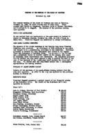 WWU Board minutes 1956 November