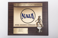 Softball (Women's) Plaque: Pacific Northwest Athletic Conference NAIA Champions, 1995/1996