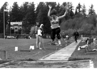 1987 WWU Track and Field Invitational
