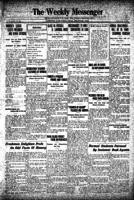 Weekly Messenger - 1924 July 18