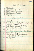 AS Board Minutes 1942-02