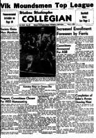Western Washington Collegian - 1955 June 3