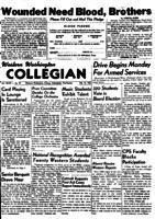 Western Washington Collegian - 1952 February 15