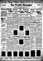 Weekly Messenger - 1925 November 20