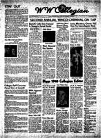 WWCollegian - 1940 May 24