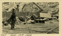Lower Baker River dam construction 1924-10-17 Base
